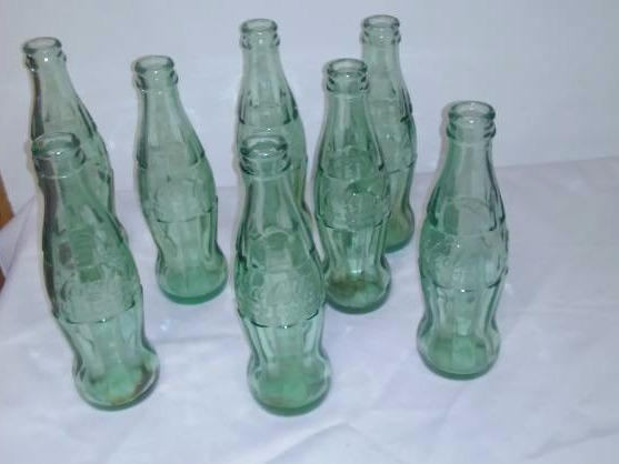 Collector Coke Bottle (8)