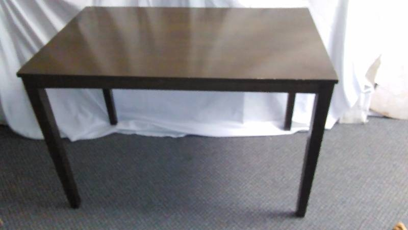 Table, Brown Tone