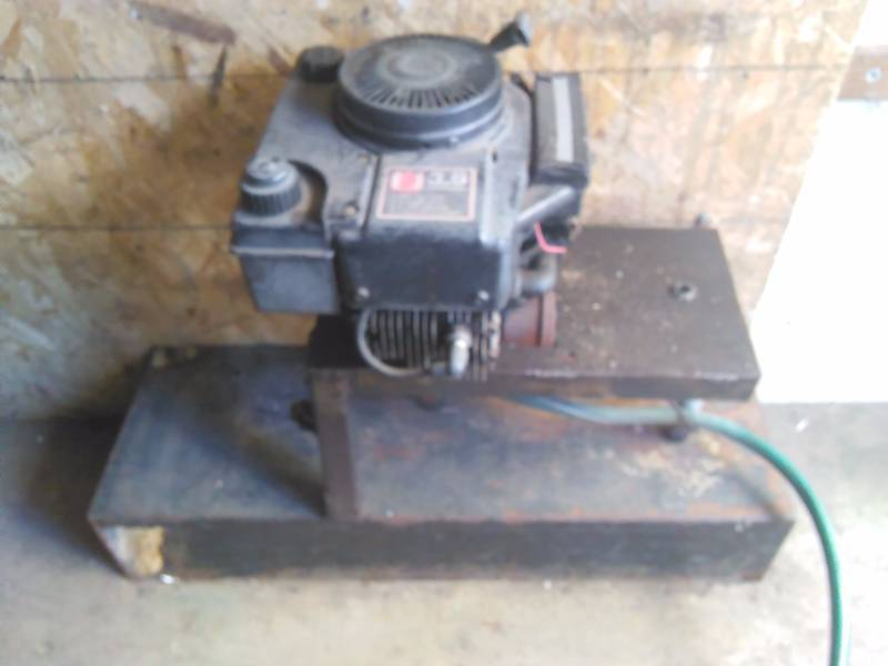 Water Pump, 3 � HP Motor
