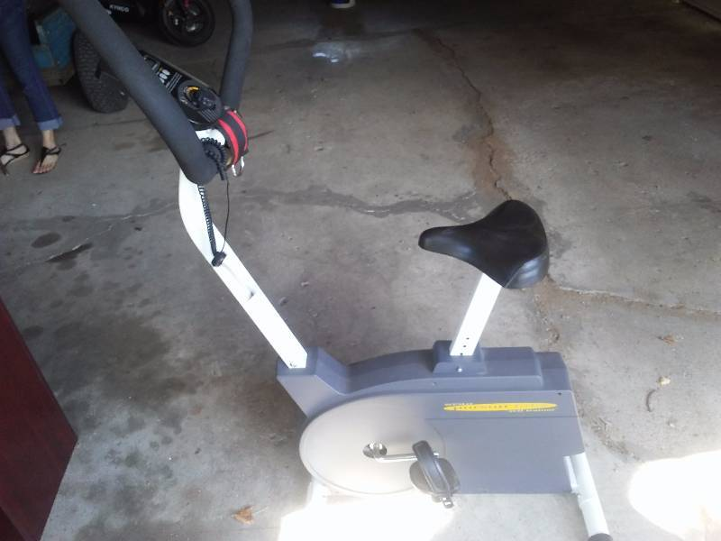 Weslo Exercise Bike, Pursuit 616S