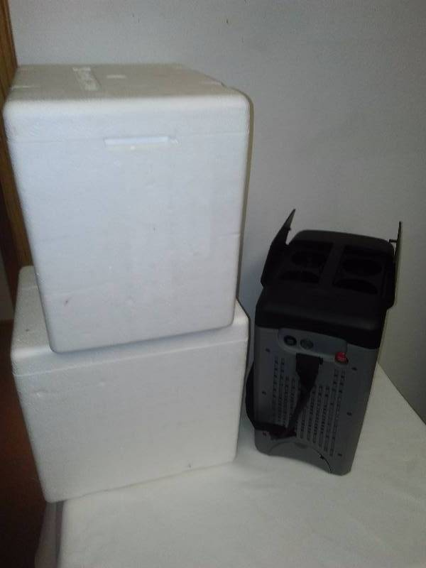 Car Travel Electric Cooler and Styrofoam Coolers
