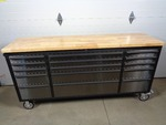 New 6 ft Rolling Tool Box