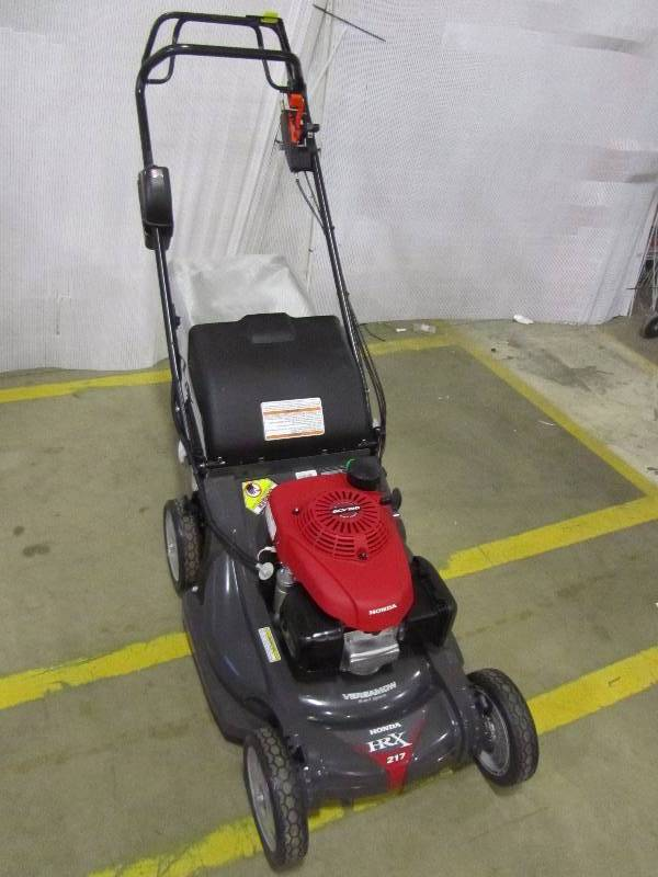 Honda 21 in. Variable Speed Electric Start Gas Self Propelled Mower