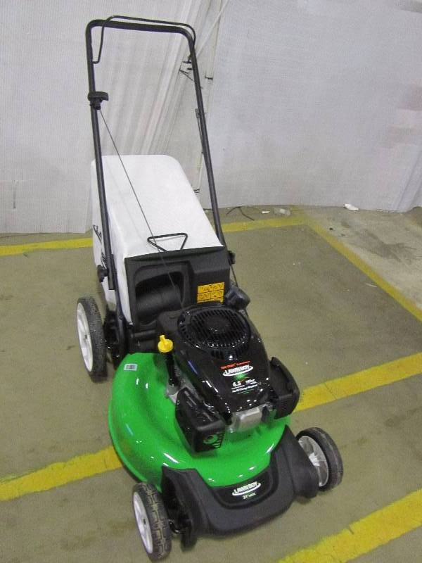 Lawn-Boy 21 in. High Wheel Gas Push Mower with Kohler Engine