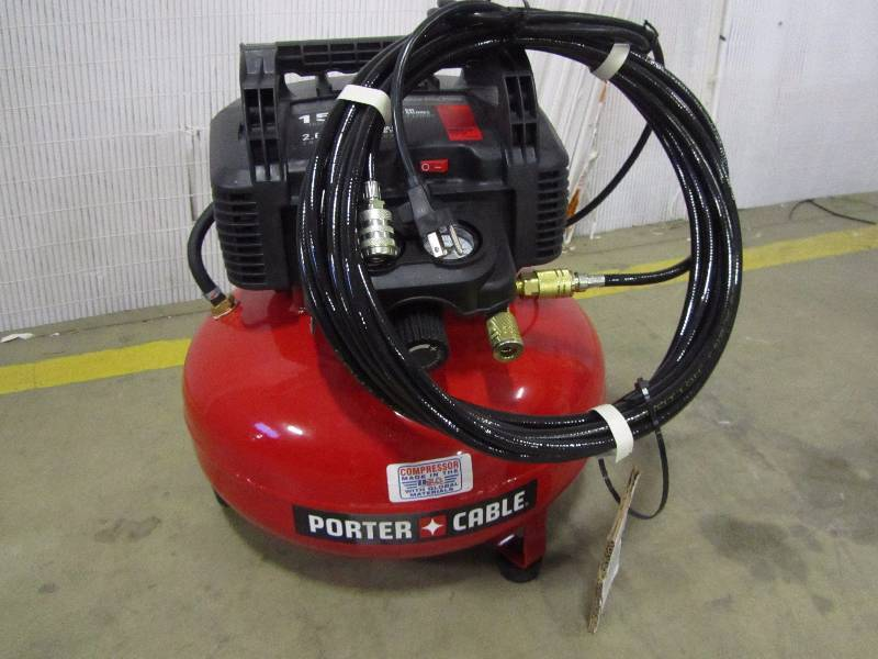 Porter-Cable 6 Gal. Portable Air Compressor