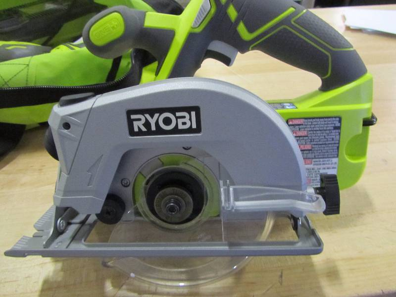 Ryobi 18-Volt ONE+ Lithium-Ion Ultimate Combo Kit