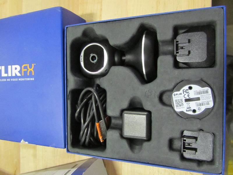 Flir FX 1080p Indoor Wi-Fi IP Camera