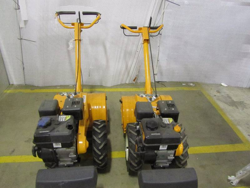 (2) Cub Cadet 18 in. 208cc Rear-Tine Dual-Direction Gas Tiller