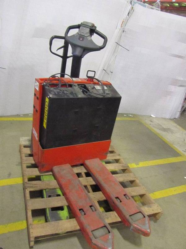 Prime Mover smx45 battery powered pallet jack