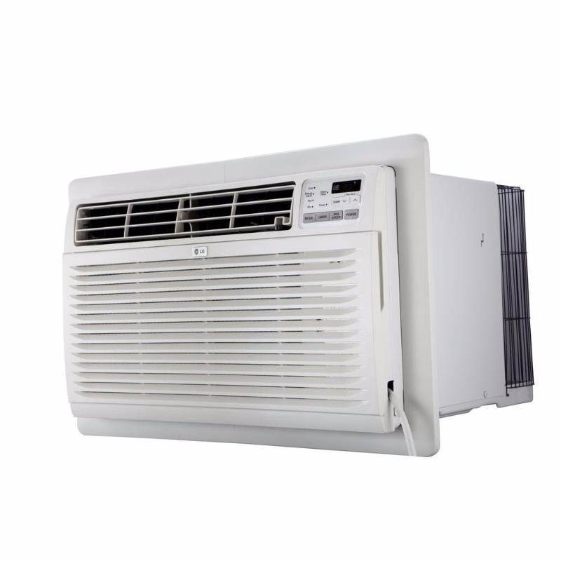 LG 11,800 BTU 115-Volt Through-the-Wall Air Conditioner with ENERGY STAR and Remote