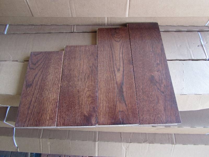 42 Boxes Of Hickory Sable Cabin Grade Wood Flooring Mn Home Outlet