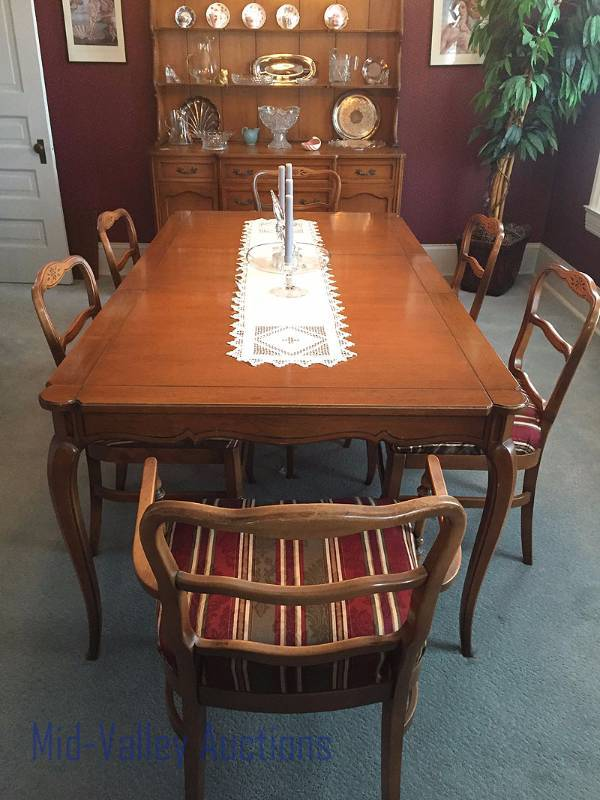 1953 Dining Room Table