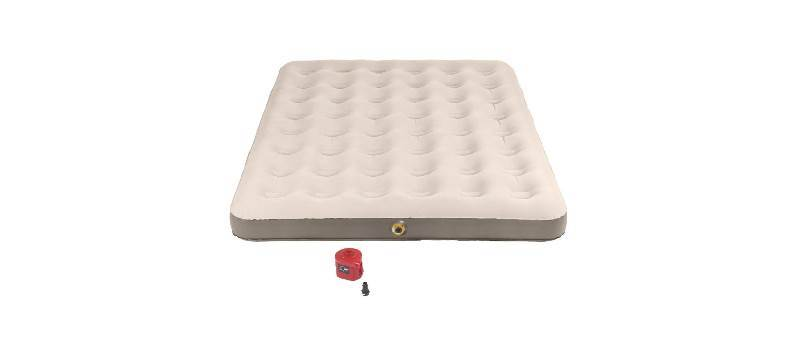 New Coleman® QuickBed Air Mattress Single High Queen - Gray/White