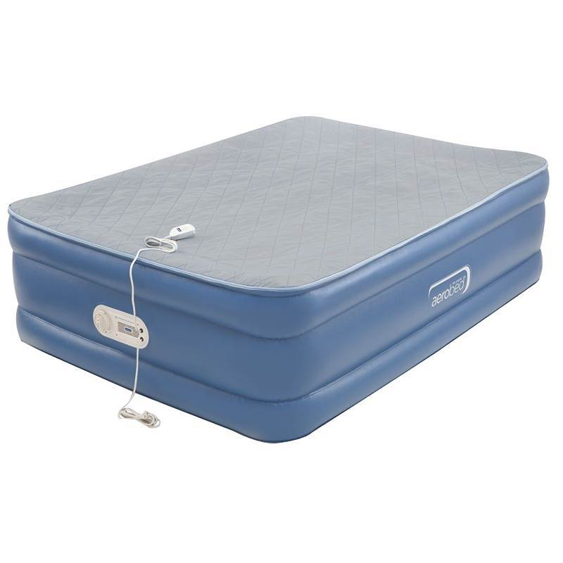 New AeroBed Quilted Foam Topper Air Mattress - Full