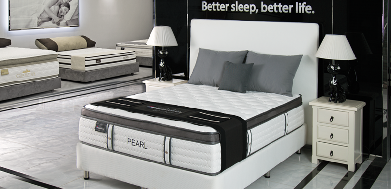 New American Star Queen Size Peral Mattress / Box Spring Set - Retail $ 1699.99 - 15 Year Manufacturer Warranty