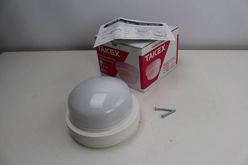 New Takex America Inc.(Pulnix) PA-7012E Passive Infrared Motion Sensor