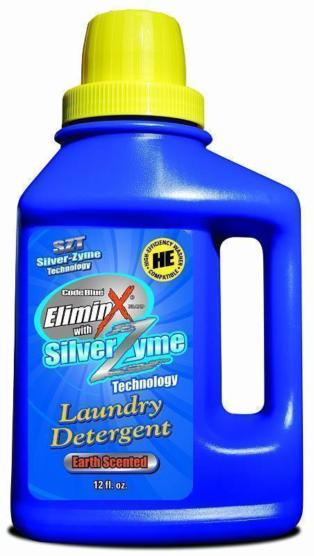 New Code Blue EliminX Laundry Detergent (32-Ounce)