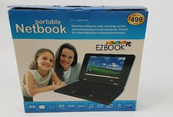 New EZbook Portable 7