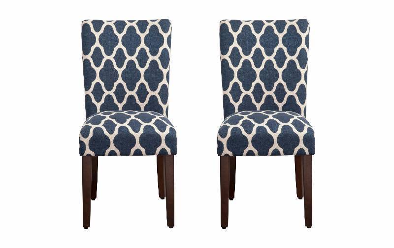 New Parson Dining Chair (Set of 2) - HomePop