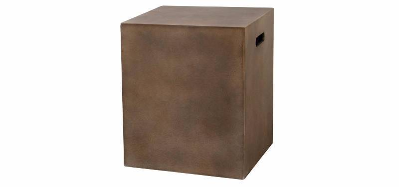 New Halsted Square Propane Tank Cover - Dark Taupe - Threshold™