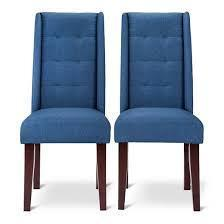 New Charlie Pin Tuck Dining Chair (Set of 2)