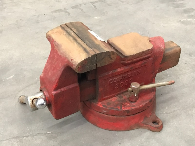 Columbian Bench Vise Loretto Equipment 360 K Bid