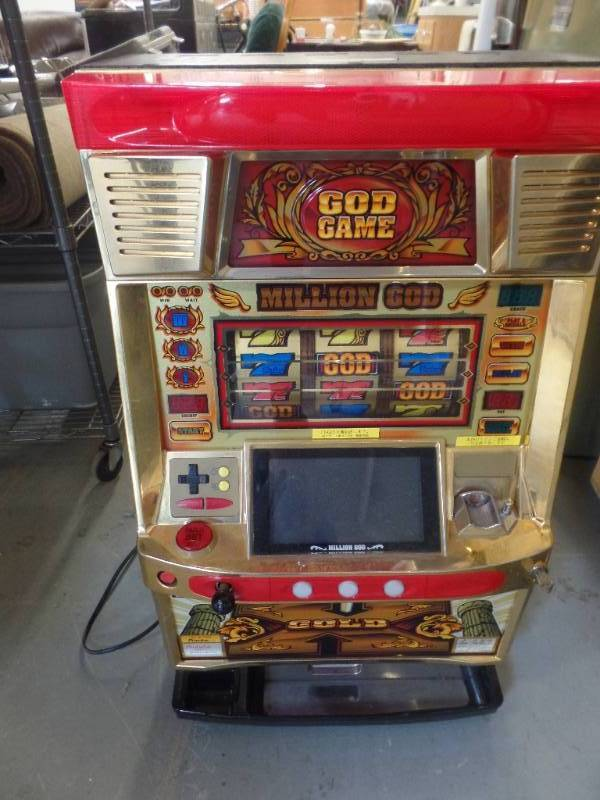 the god game slot machine