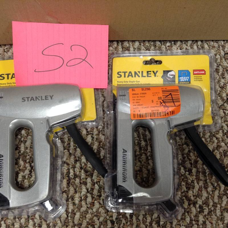 Lot of 2 Stanley Sharpshooters
