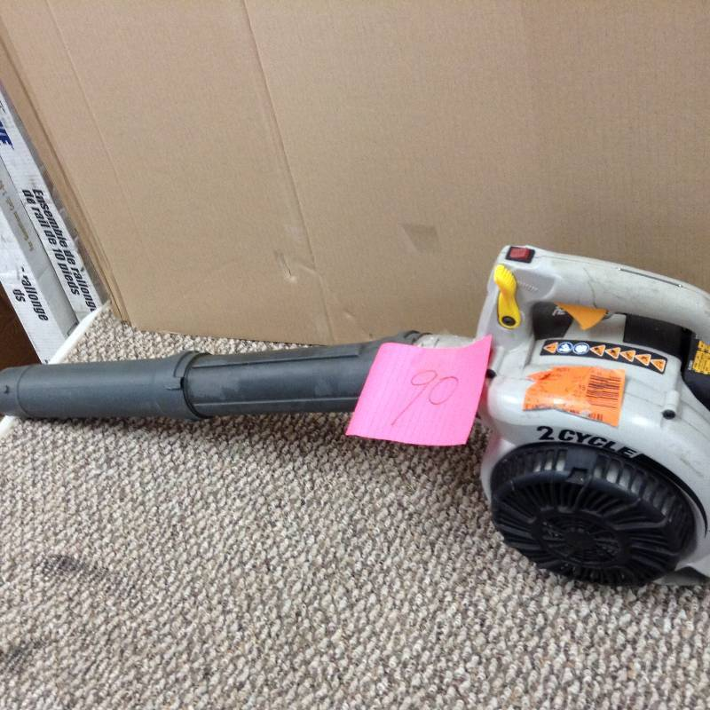 Ryobi 2 Cycle Gas Blower used in very good condition