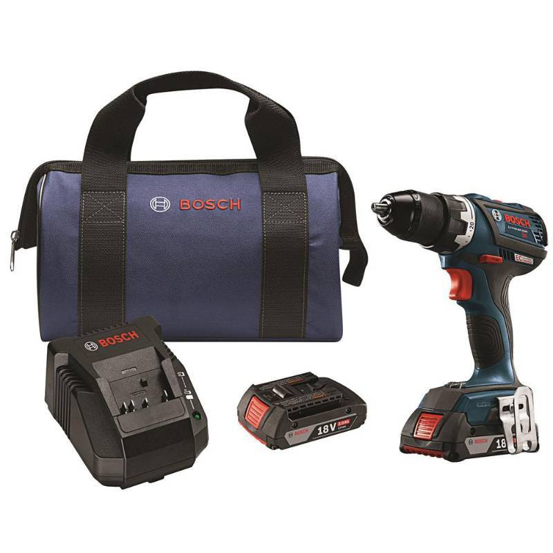 Bosch - 18V EC Brushless Compact Tough 1/2 In. Drill