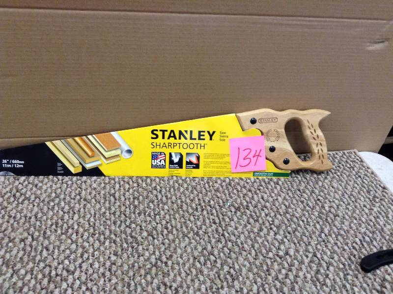 Stanley Sharptooth Saw