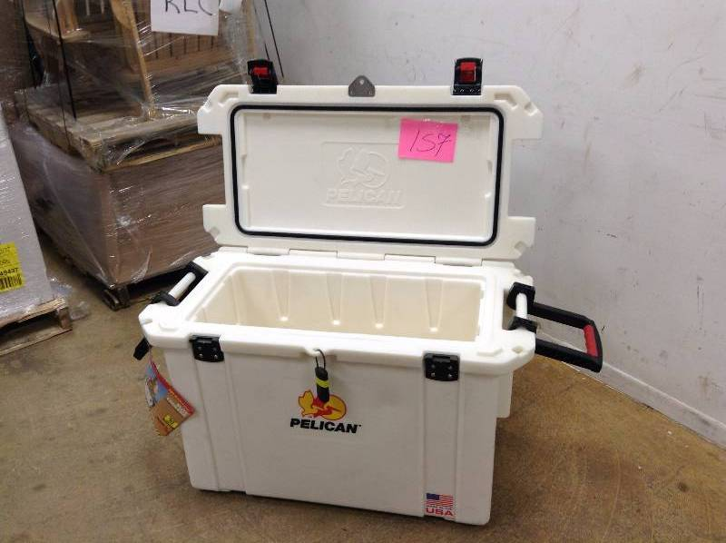 Pelican Pro Gear 95 qt Elite Cooler Not used retails for $450