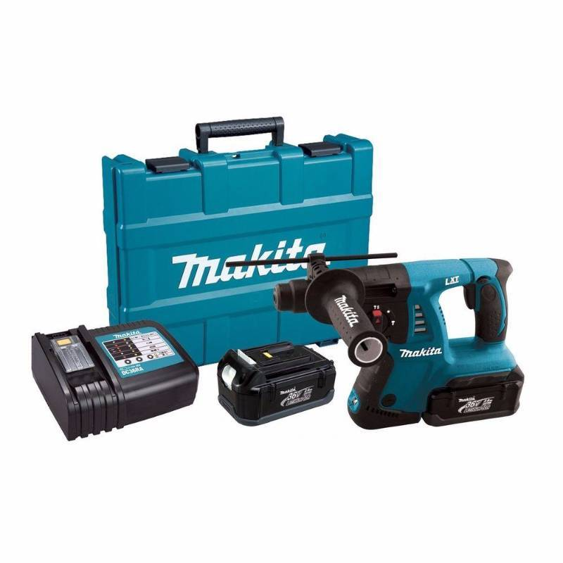 Makita Cordless Combination Hammer Model HRH01 in like new condition