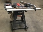 Craftsman Tablesaw With Extended Ta...