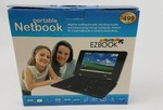 "New EZbook Portable 7"" Netbook Laptop Computer PC WiFi 2GB SSD Black"