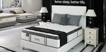 New American Star King Size Peral Mattress / Box Spring Set - Retail $ 1999.99 - 15 Year Manufacturer Warranty
