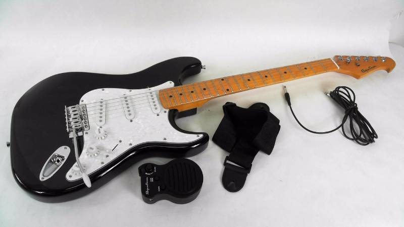 Custom Electric Guitars Guitar Replacement Parts : for parts repair spectrum custom pro electric guitar with mini amp warped neck for parts ~ Russianpoet.info Haus und Dekorationen
