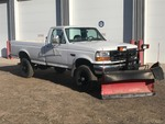 1997 Ford F.350 Plow Truck
