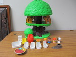 1975 Kenner Tree Tots Treehouse Playset