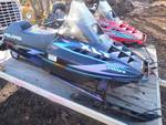 1995 Polaris XLT 580 Snowmobile - Very Clean & Runs!