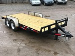 18ft Equipment Trailer