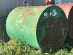 Commercial 1000-Gallon Fuel Tank