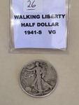 Walking Liberty Half