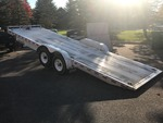 2013 H&H Hydraulic Tilt-Deck Trailer