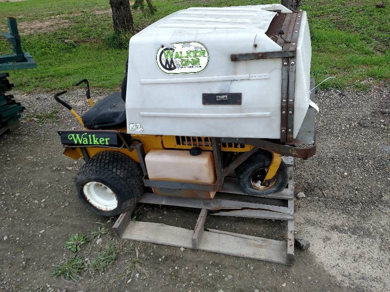 Walker MTGHS Mower, No Deck, Includ    | Tools & Equipment
