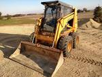 Case 1845C Skid Loader, 3.9 L Diese...