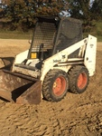 Bobcat Clark Model 630 Skid Loader Skid Steer