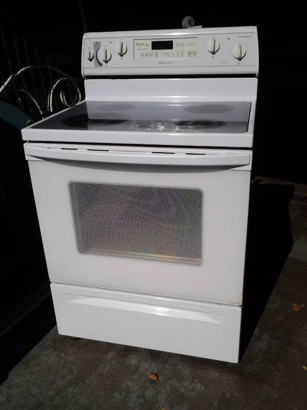 whirlpool accu bake super capacity electric range model 465 with rh k bid com whirlpool super capacity 465 gas range specifications Whirlpool Gas Oven
