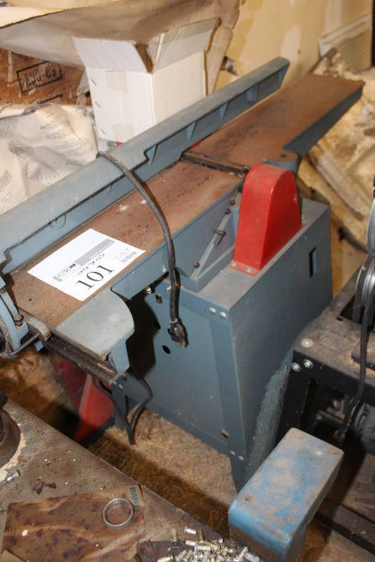 Enco Jointer | Afton Shop Equipment and Vintage Motorcycle