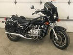1983 Honda Gold Wing Motorcycle